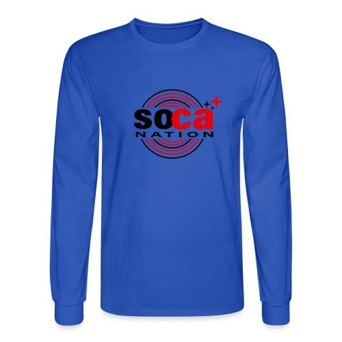 Soca Junction - Men's Long Sleeve T-Shirt