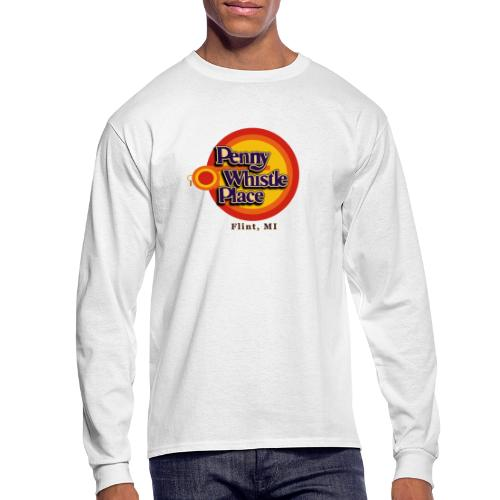 Penny Whistle Place - Men's Long Sleeve T-Shirt
