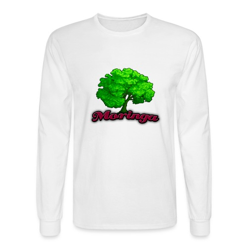 Moringa Games Mug - Men's Long Sleeve T-Shirt