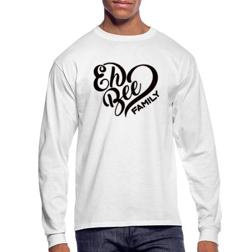 EhBeeBlackLRG - Men's Long Sleeve T-Shirt
