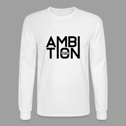 Ambitionitis - Men's Long Sleeve T-Shirt