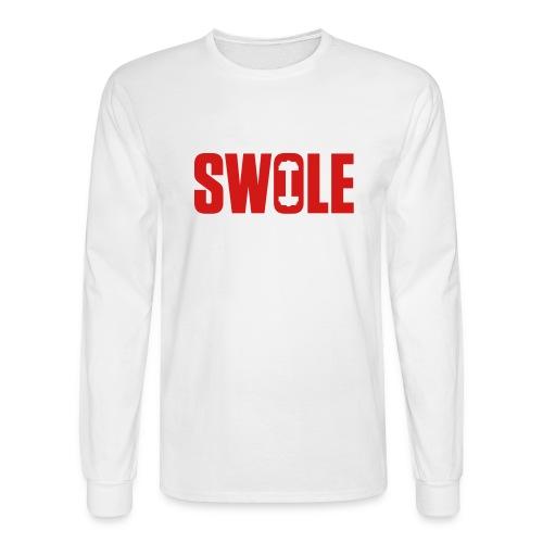SWOLE - Men's Long Sleeve T-Shirt