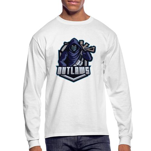 Outlaws Gaming Clan - Men's Long Sleeve T-Shirt