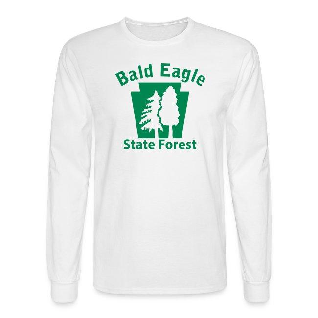 Bald Eagle State Forest Keystone (w/trees)