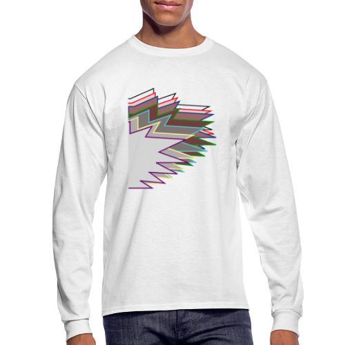 The Choleric - Men's Long Sleeve T-Shirt
