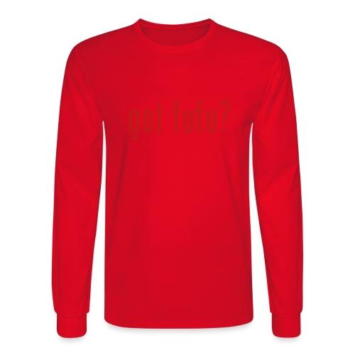 gotfufu-black - Men's Long Sleeve T-Shirt