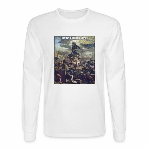 This Is America - Men's Long Sleeve T-Shirt