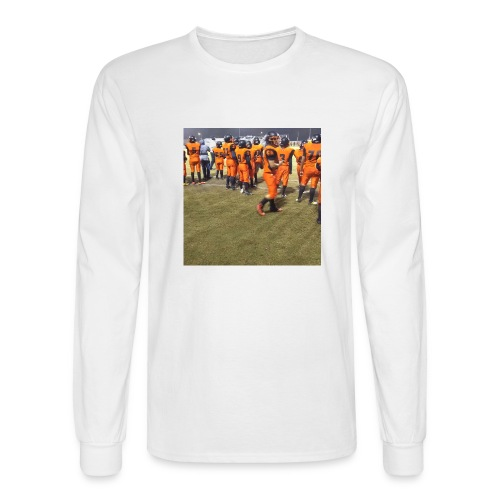 Football team - Men's Long Sleeve T-Shirt