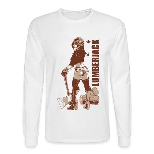 Lumberjack - Men's Long Sleeve T-Shirt