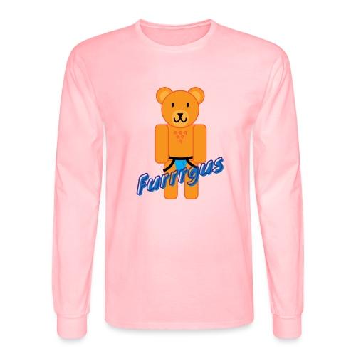 Furrrgus @ Underbear - Men's Long Sleeve T-Shirt