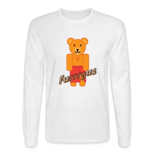 Presidential Suite Furrrgus - Men's Long Sleeve T-Shirt