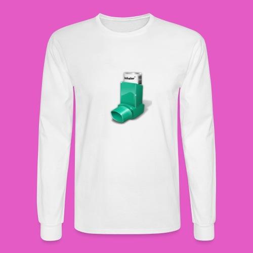 INHALER - Men's Long Sleeve T-Shirt