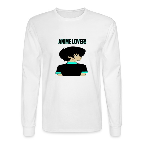 anime lover - Men's Long Sleeve T-Shirt