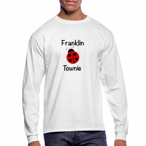 Franklin Townie Ladybug - Men's Long Sleeve T-Shirt