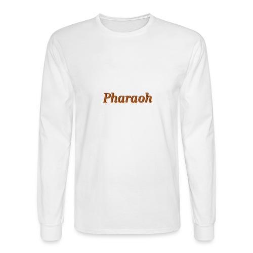 Pharoah - Men's Long Sleeve T-Shirt