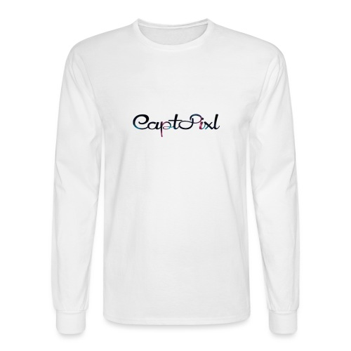 My YouTube Watermark - Men's Long Sleeve T-Shirt