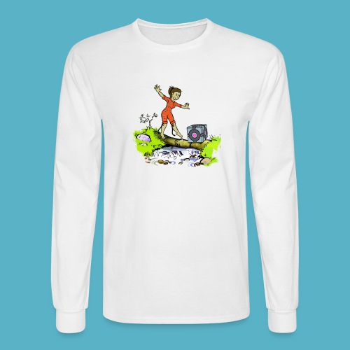 Testing Everywhere! - Men's Long Sleeve T-Shirt