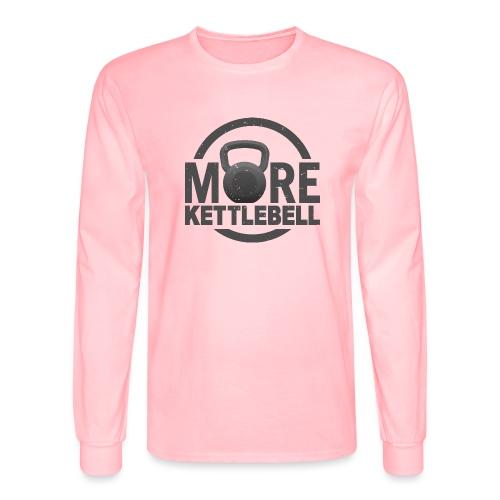 More Kettlebell - Men's Long Sleeve T-Shirt