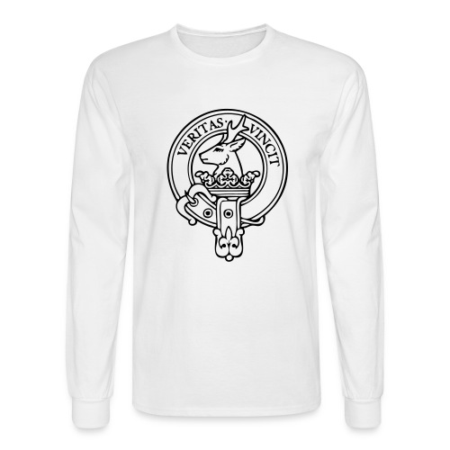 Truth Conquers - Men's Long Sleeve T-Shirt