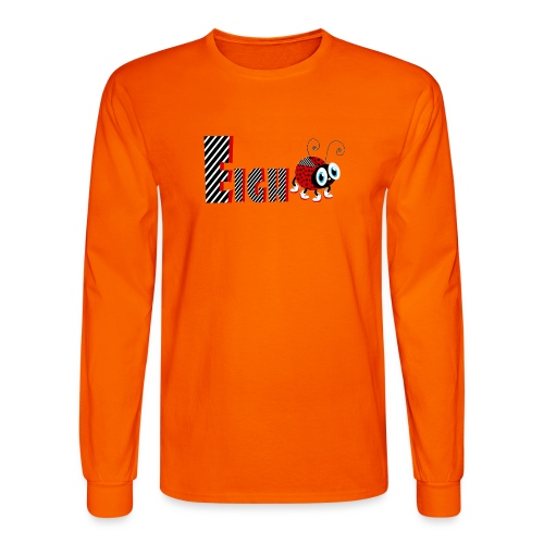 8nd Year Family Ladybug T-Shirts Gifts Daughter - Men's Long Sleeve T-Shirt