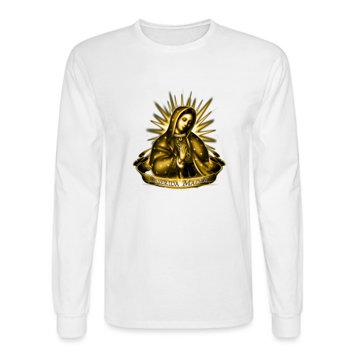 Querida Madre by RollinLow - Men's Long Sleeve T-Shirt