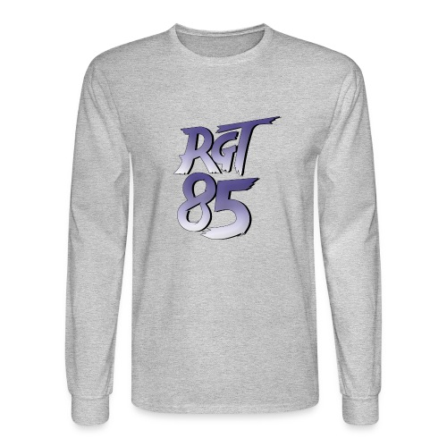 RGT 85 Logo - Men's Long Sleeve T-Shirt