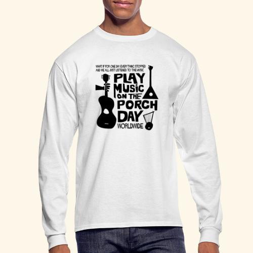 FINALPMOTPD_SHIRT1 - Men's Long Sleeve T-Shirt