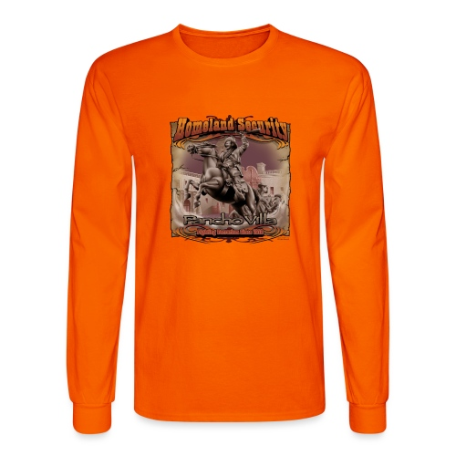 Homeland Security by RollinLow - Men's Long Sleeve T-Shirt