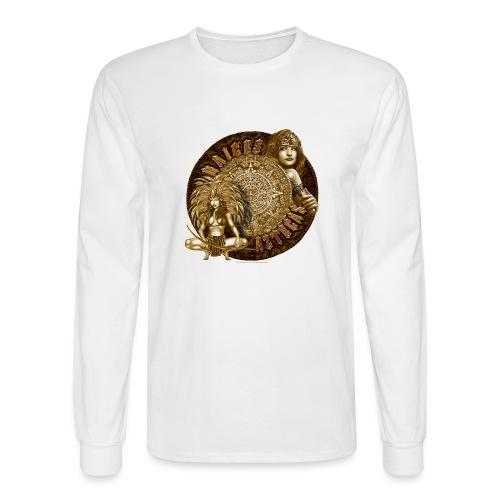 Raices Aztecas by RollinLow - Men's Long Sleeve T-Shirt