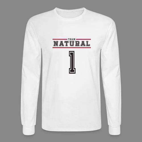 Team Natural 1 - Men's Long Sleeve T-Shirt
