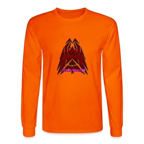 3XILE Games Logo - Men's Long Sleeve T-Shirt