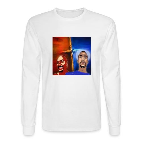 pretty tony galaxy 7 edge case - Men's Long Sleeve T-Shirt