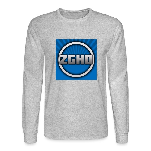 ZedGamesHD - Men's Long Sleeve T-Shirt
