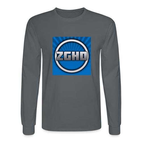 ZedGamesHD - Men's Long Sleeve T-Shirt