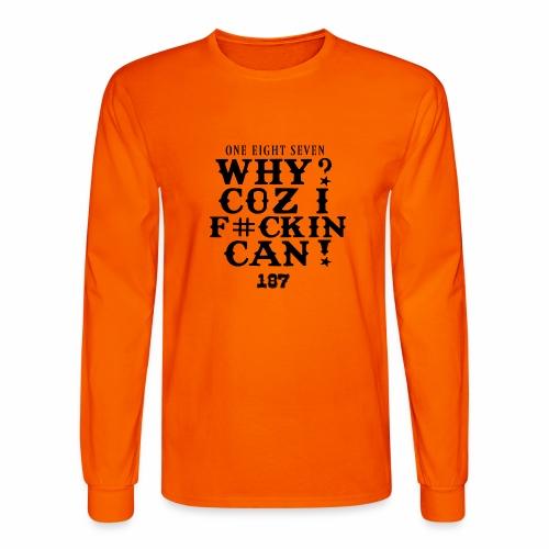 Trevor Loomes One Eight Seven Sports Wear - Men's Long Sleeve T-Shirt