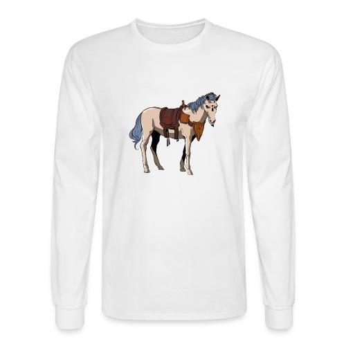 Useless the Horse png - Men's Long Sleeve T-Shirt