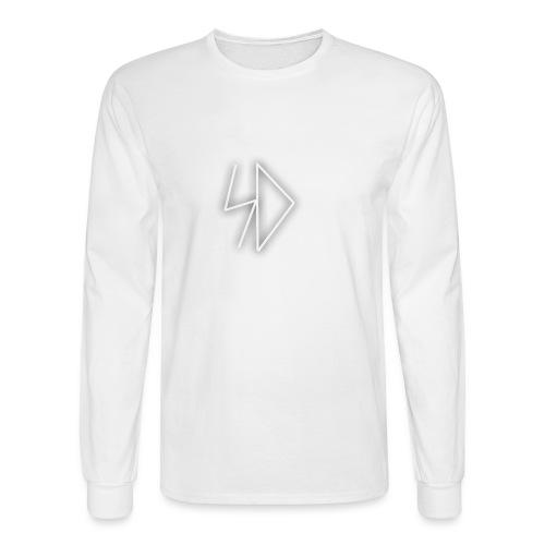 Sid logo white - Men's Long Sleeve T-Shirt