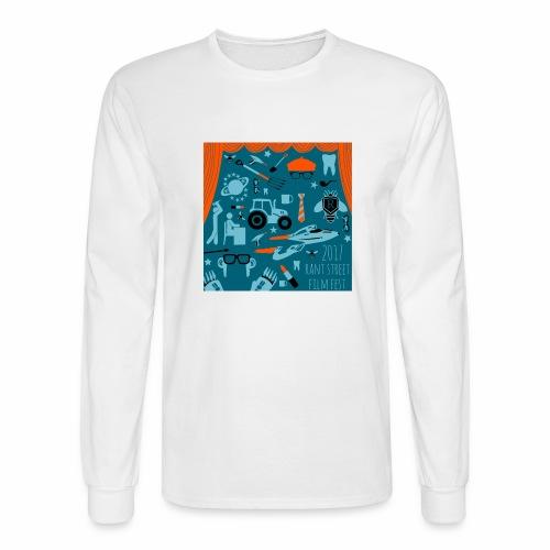 Rant Street Swag - Men's Long Sleeve T-Shirt