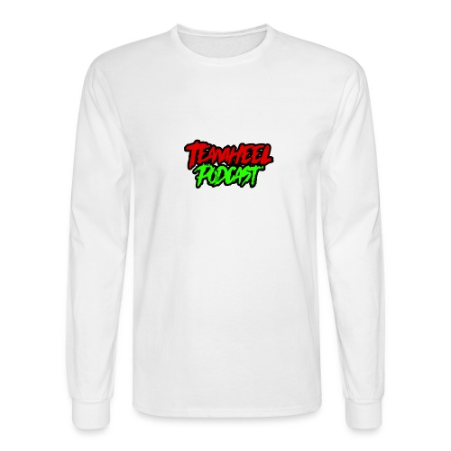 TEAMHEEL Podcast RedNGreen - Men's Long Sleeve T-Shirt