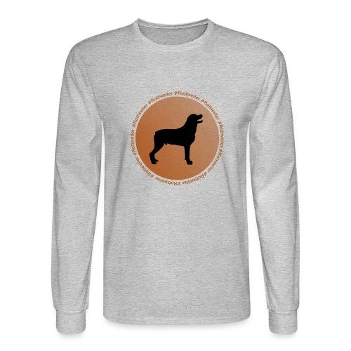 Rottweiler - Men's Long Sleeve T-Shirt