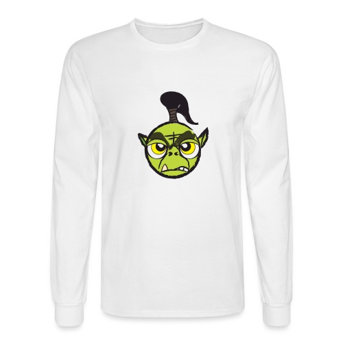 Warcraft Baby Orc - Men's Long Sleeve T-Shirt