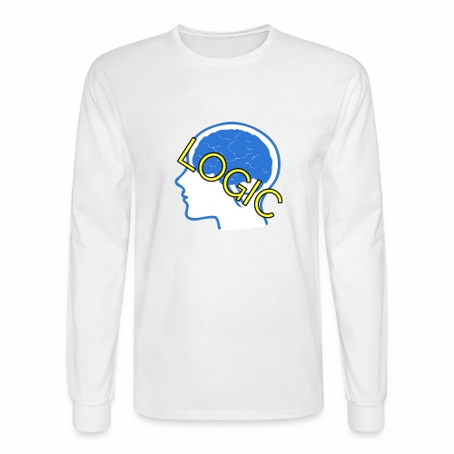 Logic - Men's Long Sleeve T-Shirt