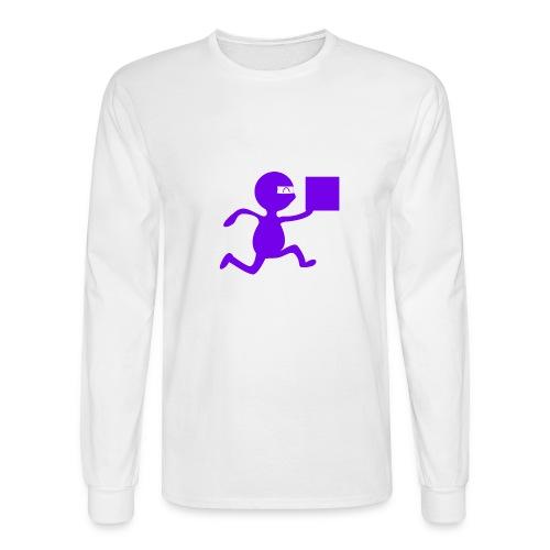 FedEx Ninja - Men's Long Sleeve T-Shirt