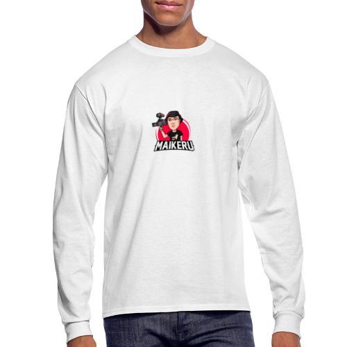 Maikeru Merch - Men's Long Sleeve T-Shirt