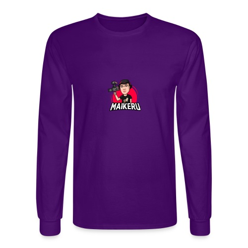 Maikeru Merch - Men's Long Sleeve T-Shirt