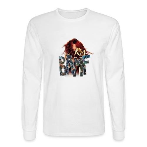 phoenix png - Men's Long Sleeve T-Shirt