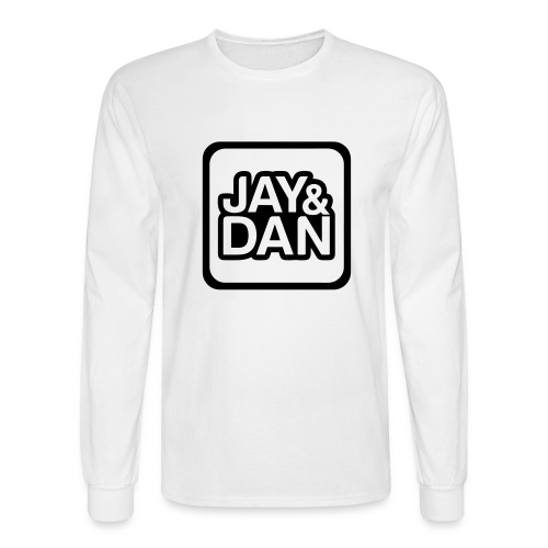 Jay and Dan Baby & Toddler Shirts - Men's Long Sleeve T-Shirt