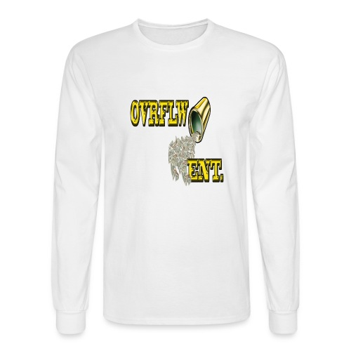 OVRFLW - Men's Long Sleeve T-Shirt