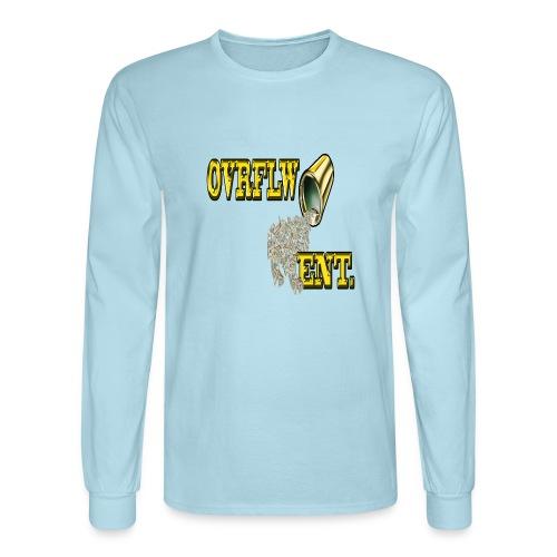 OVRFLW - Men's Long Sleeve T-Shirt