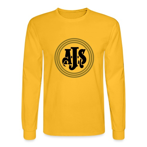 AJS emblem - AUTONAUT.com - Men's Long Sleeve T-Shirt